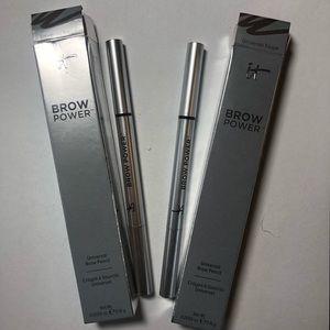 It Cosmetics Brow Power Eyebrow Pencil 2 PACK